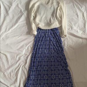 Lush Tank Maxi Dress